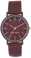 Nine West Zuriah Strap Watch