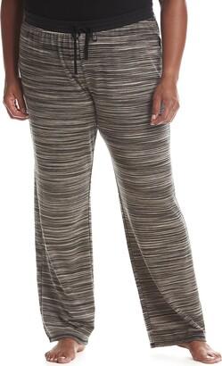 Karen Neuburger Plus Size Women's Lounge Pant Pajama Bottom Pj
