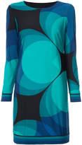 Trina Turk geometric print dress