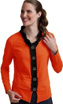 Neon Buddha Laren Shirt Eco Orange