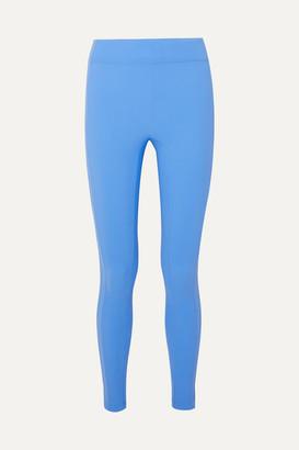 NO KA 'OI No Ka'oi NO KA'OI - Ino Kala Stretch Leggings - Light blue