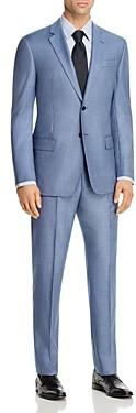 Giorgio Armani Emporio Sharkskin Regular Fit Suit