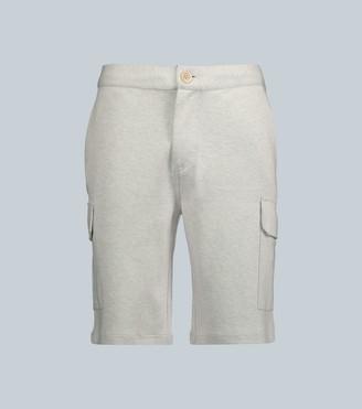 Brunello Cucinelli Technical cotton Bermuda shorts
