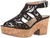 Skechers Cali Women's Crochet Wedge Platform Dress Sandal