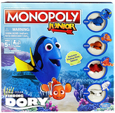 Finding Dory Monopoly Junior Game