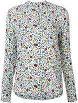 A.L.C. Rey shirt - women - Silk - 4