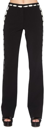 Moschino Striped Detail Pants