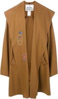 Vivienne Westwood Man - wrap cape - men - Cotton/Polyamide/Cashmere/Virgin Wool - One Size