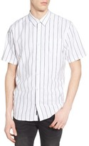 Vans Men's Gc Stripe Woven Shirt