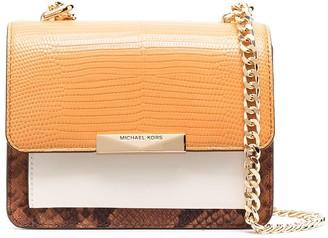 MICHAEL Michael Kors Jade colour-block crossbody bag