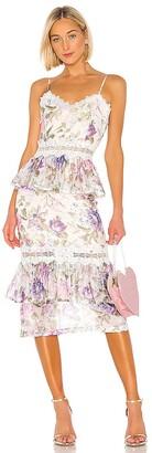 V. Chapman Daffodil Dress