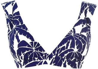 Watercult Coco Plunge Bikini Top