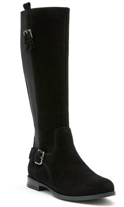 La Canadienne Lentina Waterproof Suede Boot