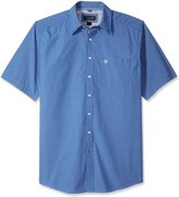 Ariat Men's Big and Classic Fit Short Sleeve Button Down Shirt-Pro Series