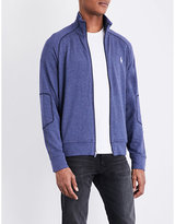 Polo Ralph Lauren Contrast Stitch Knitted Jacket