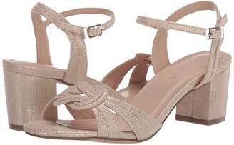 Paradox London Pink Henrika (Champagne) Women's Shoes