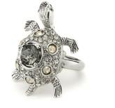 Oscar de la Renta Turtle Ring