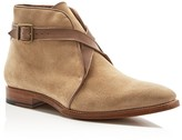 Christian Kimber x Eidos Cross Strap Chukka Boots