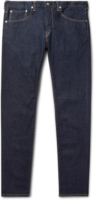 Edwin Slim-Fit Tapered Selvedge Stretch-Denim Jeans