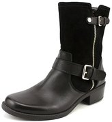 Anne Klein Leyna Women US 7.5 Black Ankle Boot