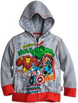 Disney Avengers Zip Hoodie for Boys