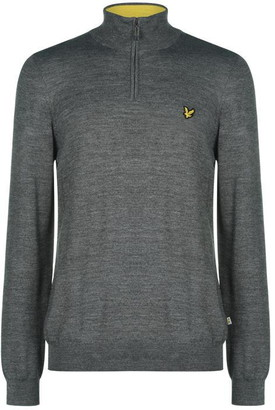 Lyle & Scott Sands Quater Zip Jumper