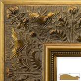 Craig Frames 9472 11 by 14-Inch Picture Frame, Ornate Finish, 3.5-Inch Wide, Weathered Gold