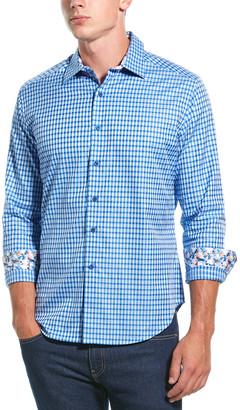 Robert Graham Conlan Classic Fit Woven Shirt