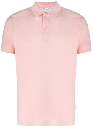 Calvin Klein Unity jersey polo shirt
