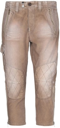 We Are Replay 3/4-length shorts