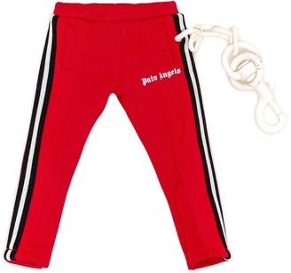 Palm Angels Mini Track Pants Keyring