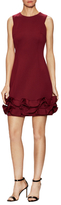 Donna Ricco Ruffled Tier Sheath Dress