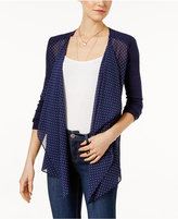 MICHAEL Michael Kors Draped Cardigan