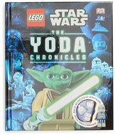 Penguin Random House Lego Star Wars The Yoda Chronicles Book