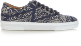A.P.C. Steffi printed trainers