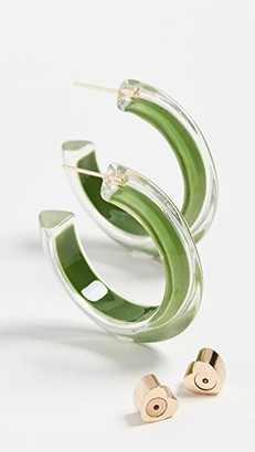 Alison Lou Small Jelly Hoops