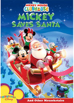 Disney Mickey Mouse Clubhouse: Mickey Saves Santa DVD