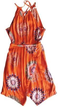 Anthropologie \N Orange Dress for Women