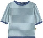 Nui Dottie Striped Organic Cotton Knit T-Shirt