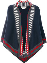 Antonia Zander knitted cape