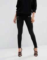 Blank NYC Zip Detail Skinny Jeans