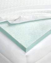 Lauren Ralph Lauren 3'' Dual Layer Thermaphase GelTM & Energex Support Foam King Mattress Topper
