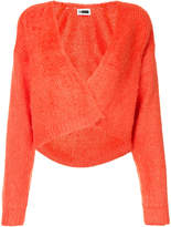 H Beauty&Youth cropped open-front cardigan