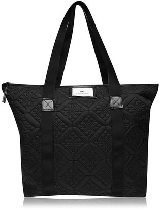 Day ET Gweneth Quilted Flotile Tota Bag