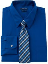 Croft & Barrow Men's Classic-Fit Dress Shirt & Tie Set