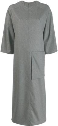 Toogood short-sleeve oversized dress