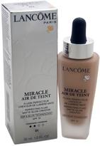 Lancôme Women's 1Oz #01 Beige Albatre Miracle Air De Teint Perfecting Fluid Matte Glow Creator