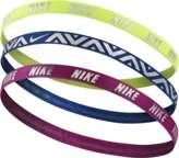 Nike Metallic Hairbands (3 Pack) (Purple) - Clearance Sale