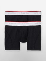 Calvin Klein Tech Active 2-Pack Boxer Brief