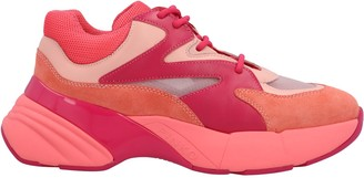Pinko Maggiorana Oversized Sneakers